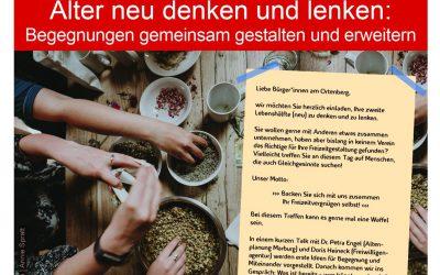 """Herzliche Einladung – """"Gut Älterwerden am Ortenberg"""""""