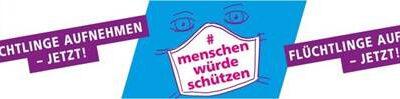 #MenschenWürdeSchützen Solidarität geht über Grenzen – Hessen muss Flüchtlinge JETZT aufnehmen