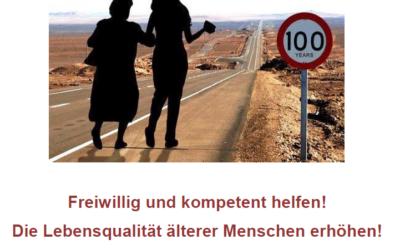 """Qualifizierungskurs """"Ehrenamtliche Seniorenbegleitung"""""""